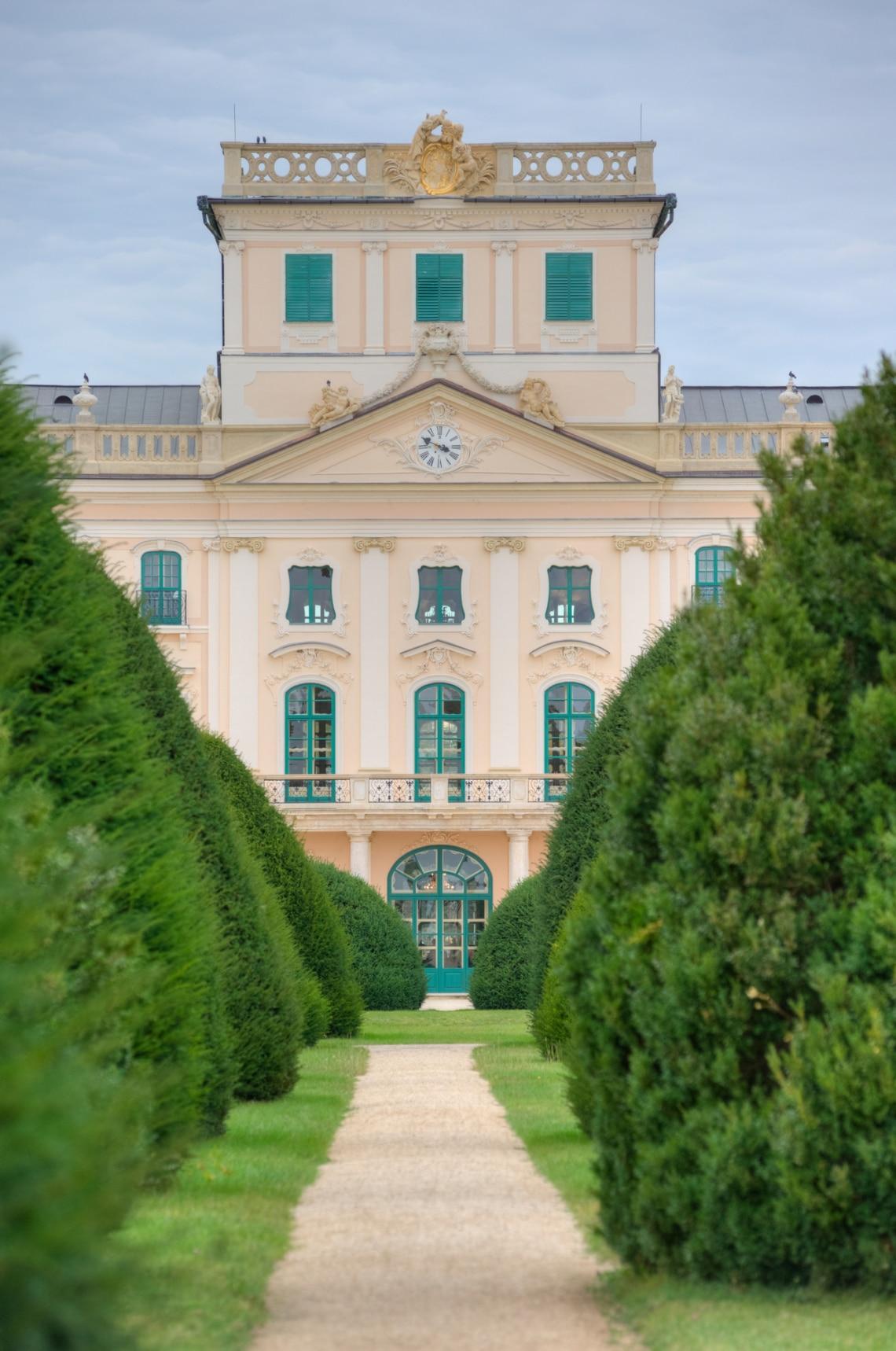 Az Eszterházy kastély