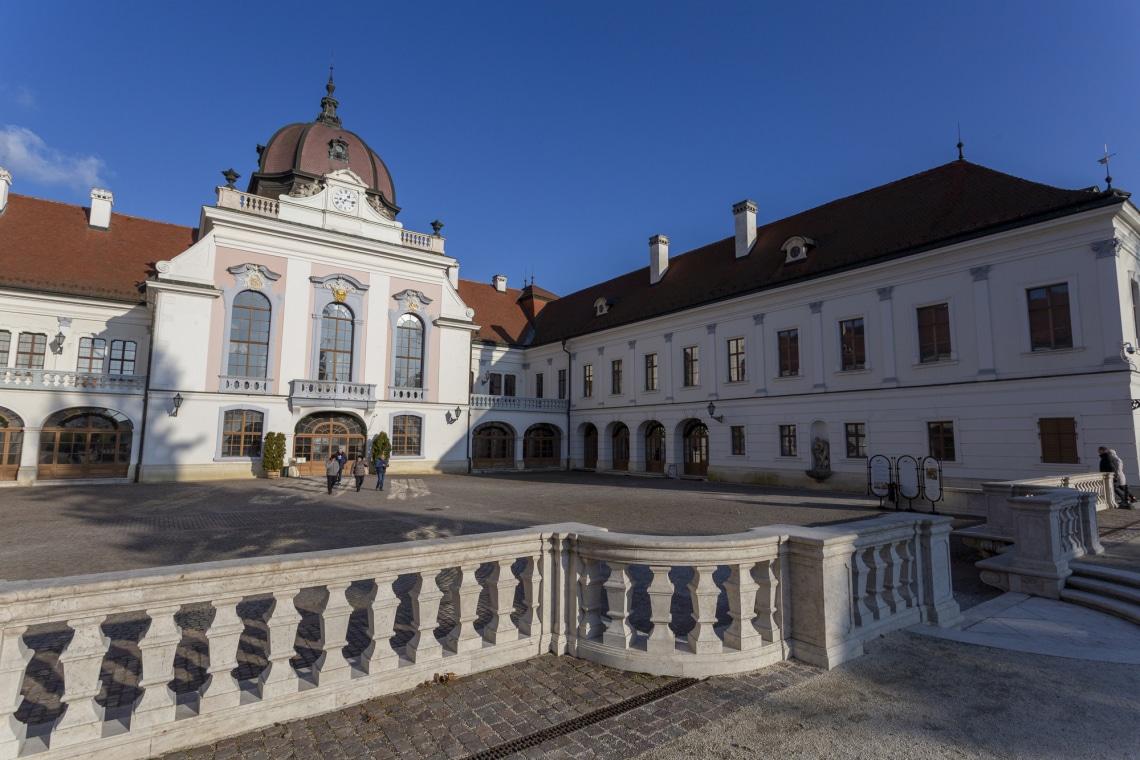 A Gödöllői Királyi kastély