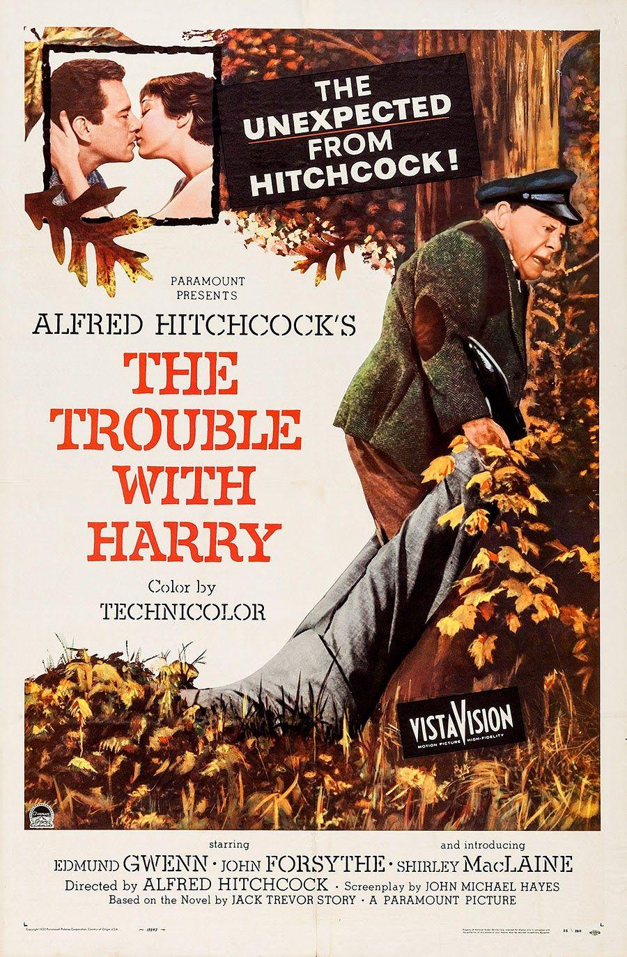 Bajok Harryvel