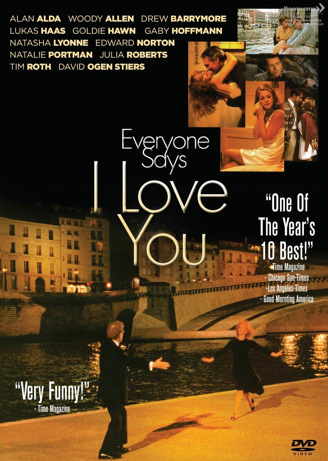 A varázsige: I Love You
