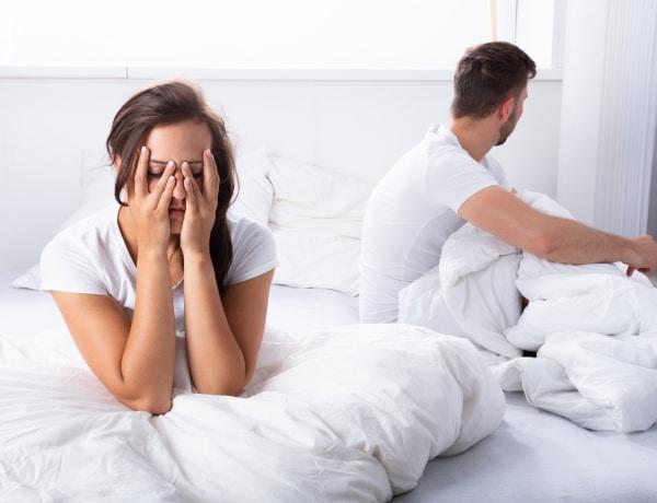 8 nyomós ok, amiért a nőknek nincs kedvük a szexhez