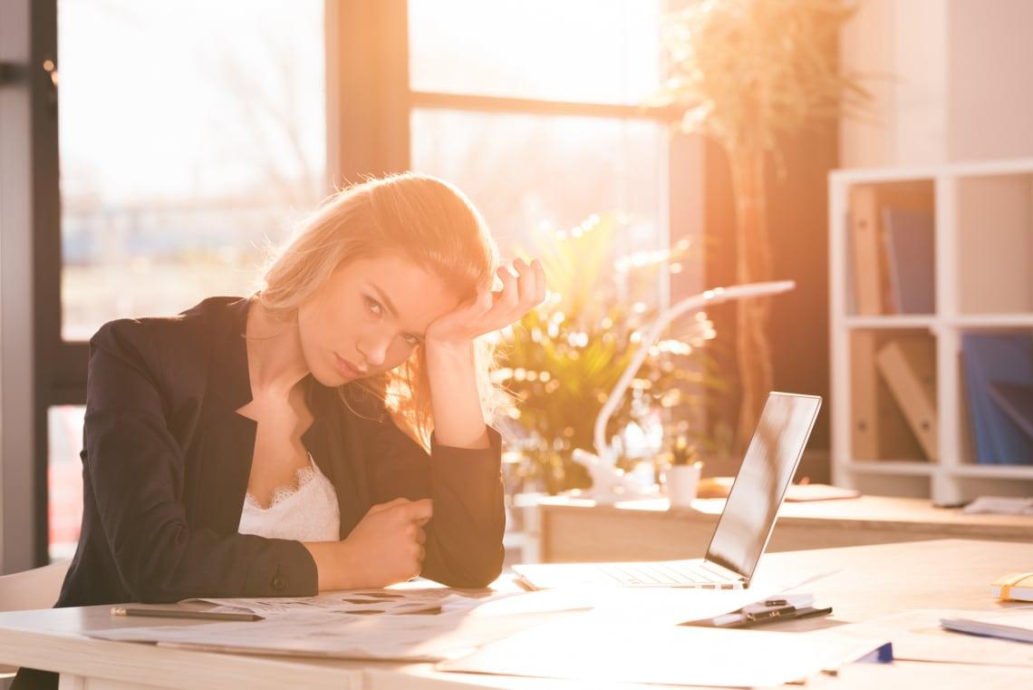 8 stressz okozta tünet, amit nem hagyhatsz figyelmen kívül