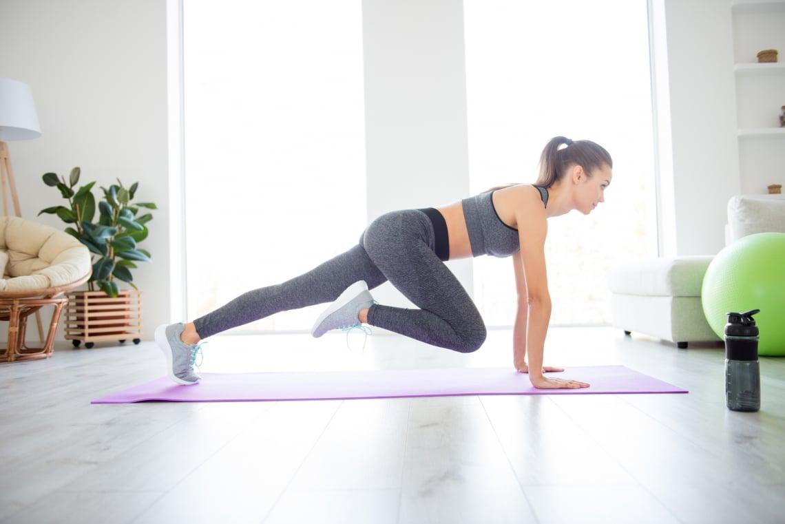 Tabata tréning: napi 4 perc aktív mozgás, és a fogyás garantált – így csináld!