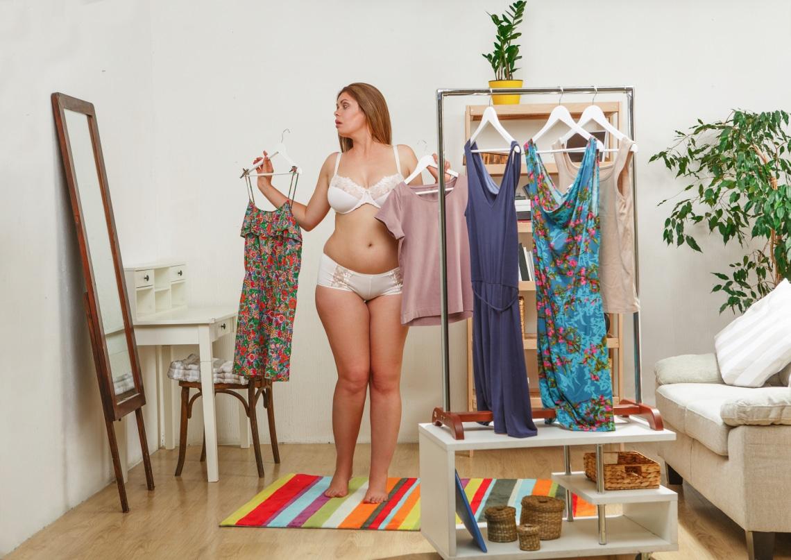 Kövérítő ruhadarab