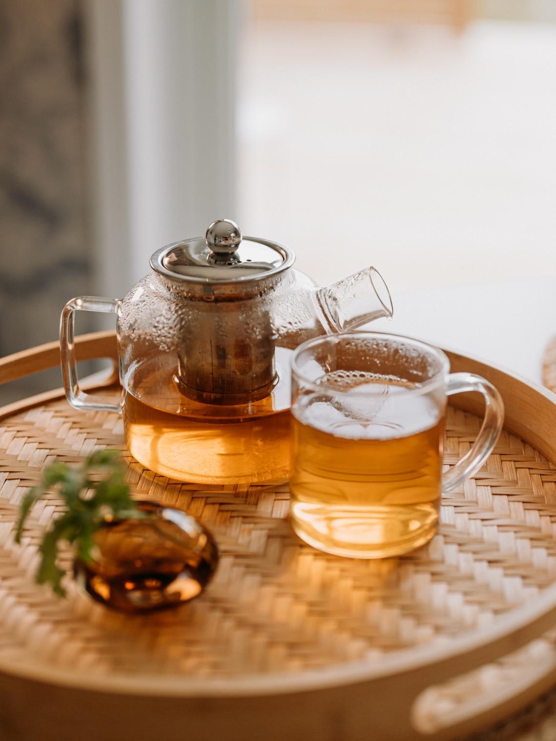 fogyokuras gyomber tea
