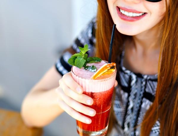 8 ínycsiklandó alkoholmentes koktél