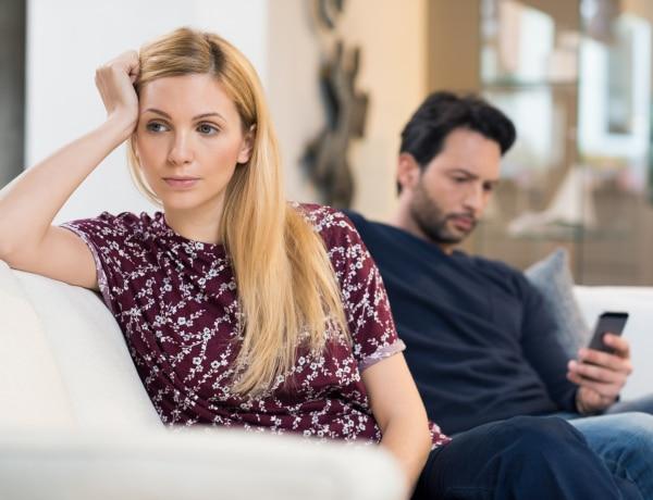 A 6 legbiztosabb jel, hogy a párod már nem igazán szerelmes beléd