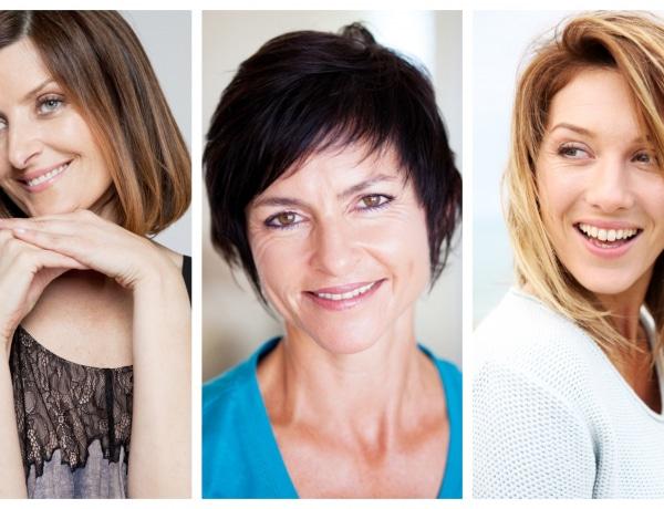 5+1 dögös frizura középkorú hölgyeknek