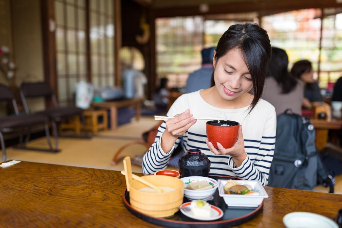 Dobj le te is 10 kilót a japán nők egyszerű titkával