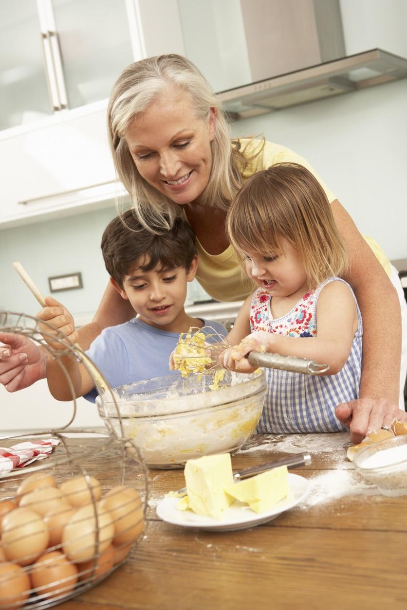 Intuitív sütés-fözés