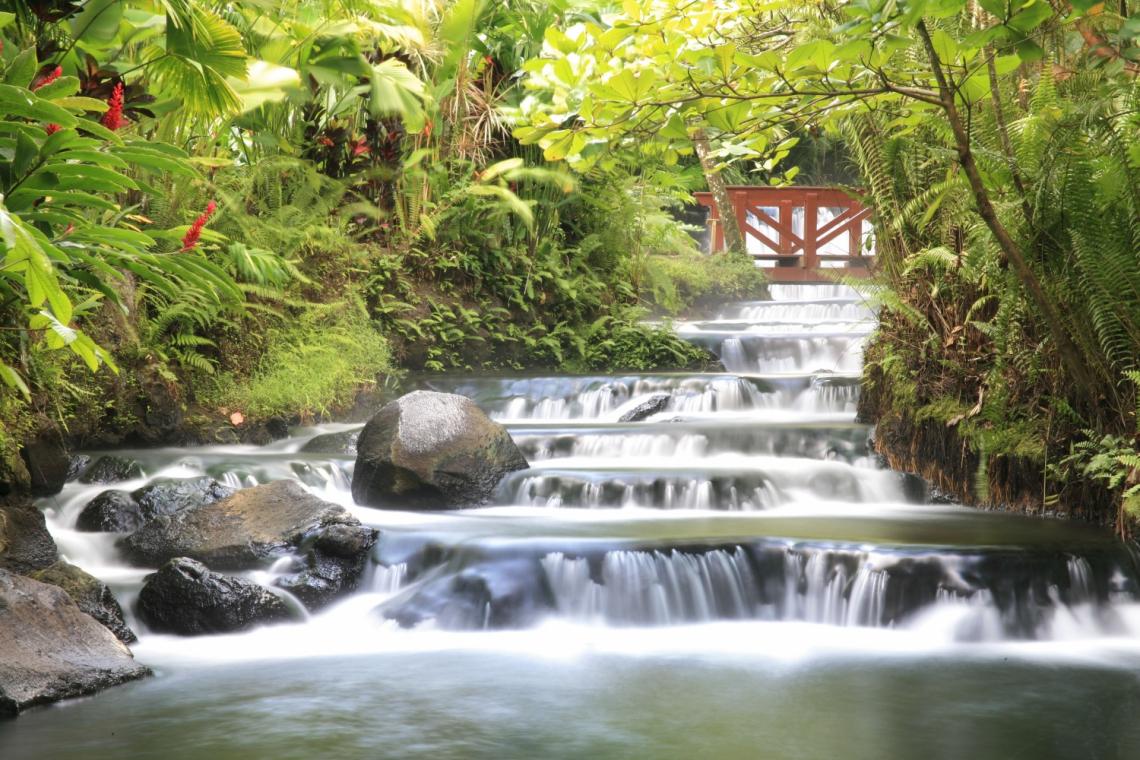 Tabacon Grand Spa, Costa Rica