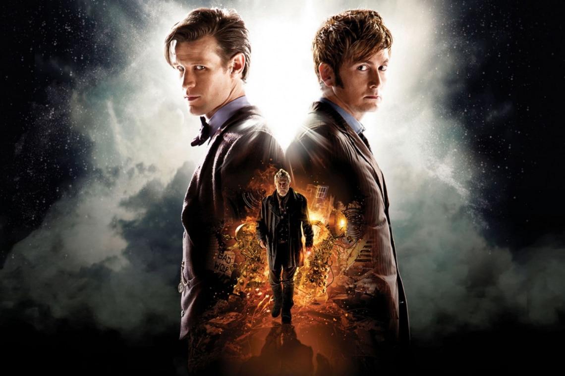Anglia: Dr. Who