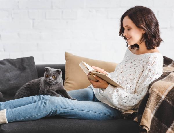 A cicák árulkodó testbeszéde. Te felismered a jeleket?
