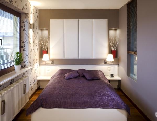 5 hálószoba, ahová csak az ágy fér be, mégis szívesen aludnál itt