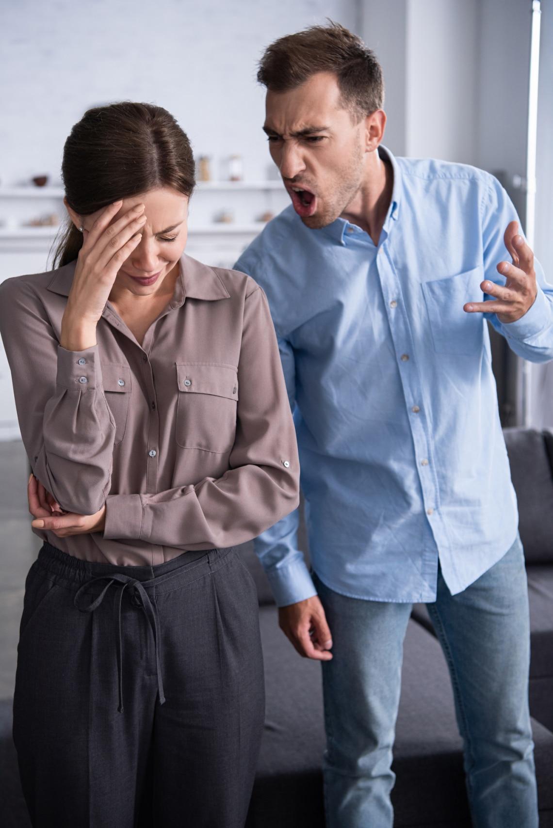 Minden ötödik nőt bántalmaz a partnere