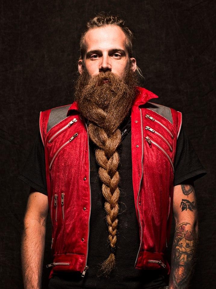 Iszonyatosan hosszú szakáll