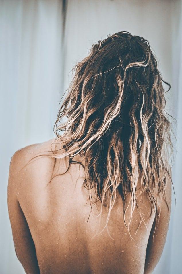 Túl vizes a hajad