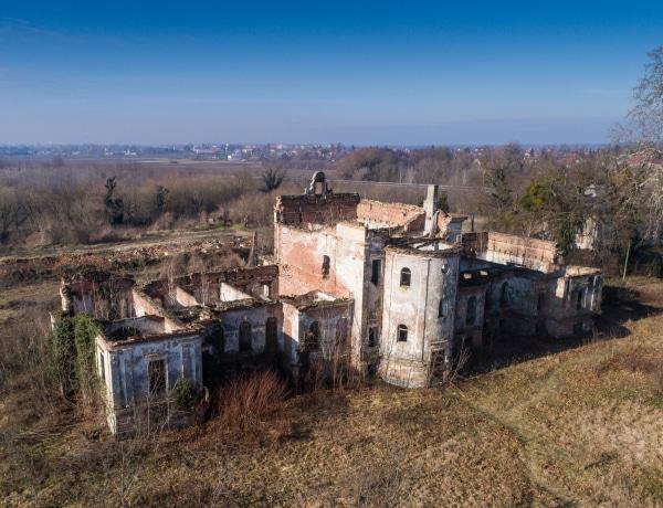 Elhagyatott, de gyönyörű kastélyok Magyarországon