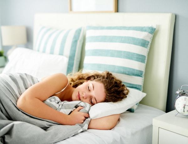 Mutatunk egy légzéstechnikát, hogy azonnal mély álomba kerülj