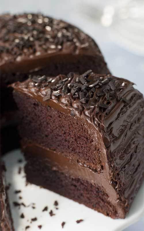 Vasárnap: Csokitorta