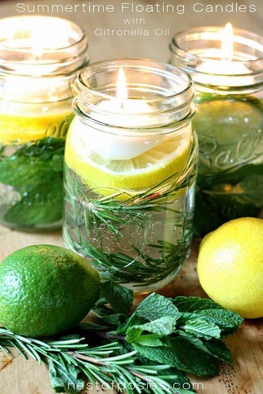 Citrom, citromfű