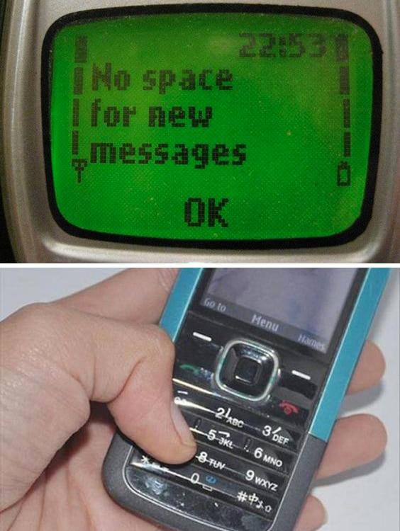 Amikor meggondoltad, hogy nekikezdj-e egy SMS-nek