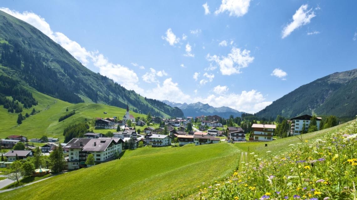 Berwang, Ausztria