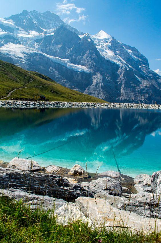 Jungfrau-régió, Svájc