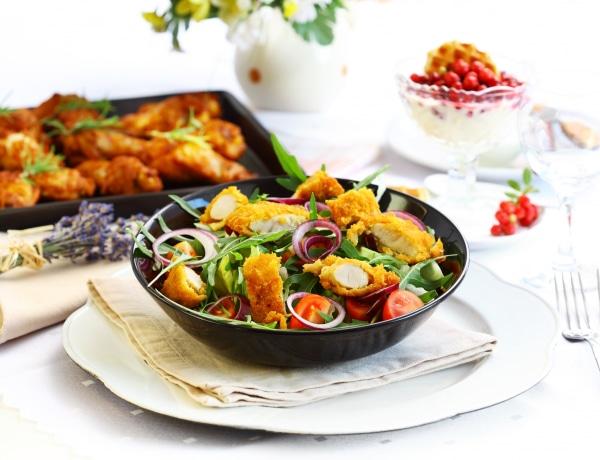 5 egészséges ebéd – Bevásárlólistával, hogy csak egyszer menj a boltba