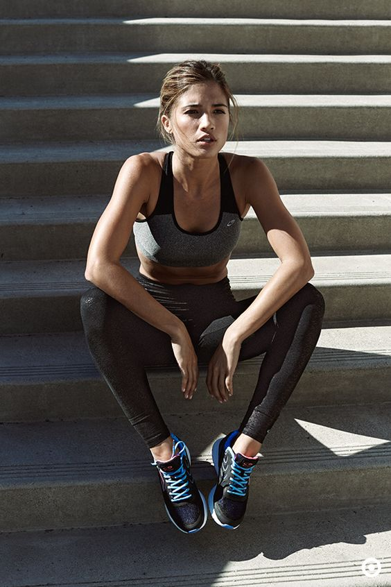 Sportolás közben