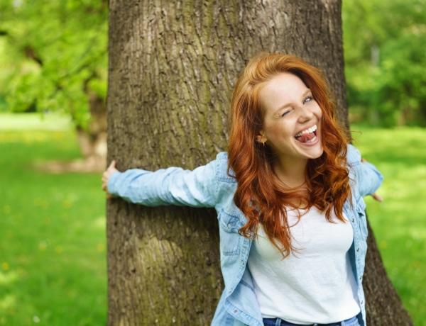 A vörös haj 4 fő árnyalata: a szín, ami tökéletesen illik hozzád a bőrtónusod szerint
