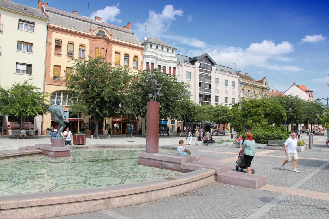 Szombathely belváros