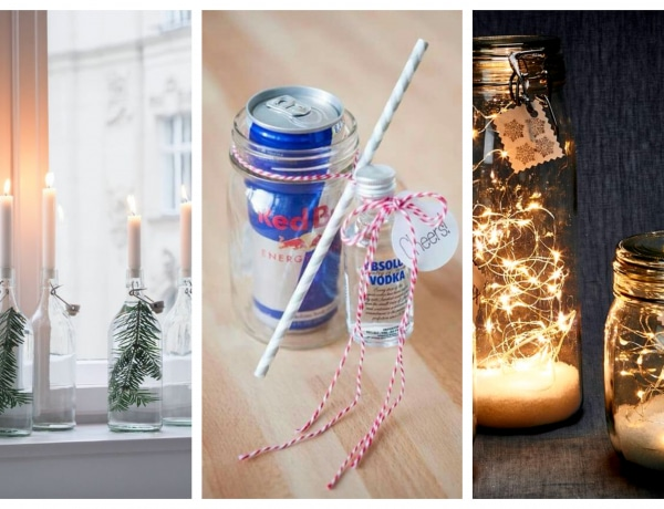 Felesleges üvegekből gyönyörű tárgyakat varázsolhatsz: mutatjuk, hogyan