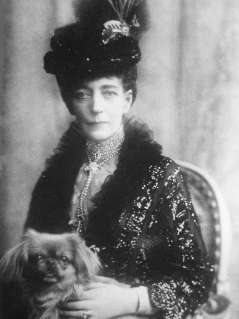 Dániai Alexandra brit királyné