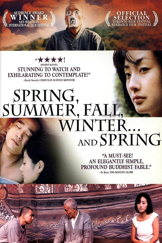 Tavasz, Nyár, Ősz, Tél… és Tavasz