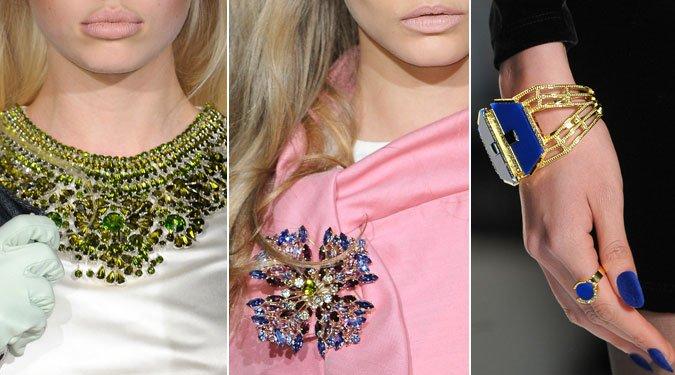 Ékszer és bizsu divat 2012 ősz-tél