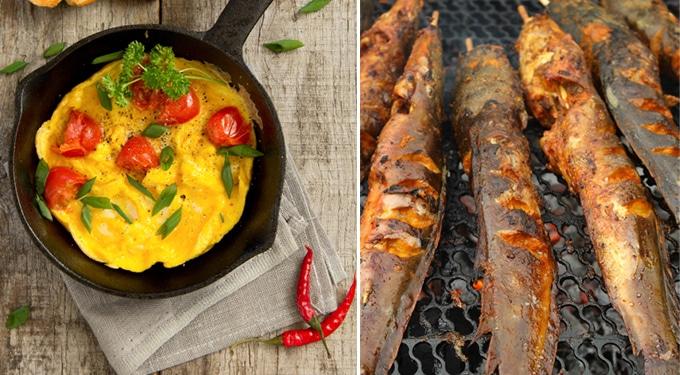 Ételek a bevásárlólistádra, amik omega-3 zsírsavakat tartalmaznak