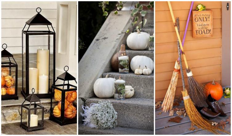 Így díszítheted látványosan a lépcsőidet ősszel