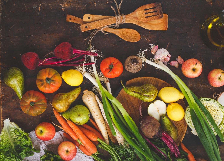 Így fogyaszthatsz télen is sok zöldséget és gyümölcsöt