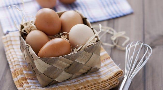 Így használd fel a tojást (nemcsak ételbe)