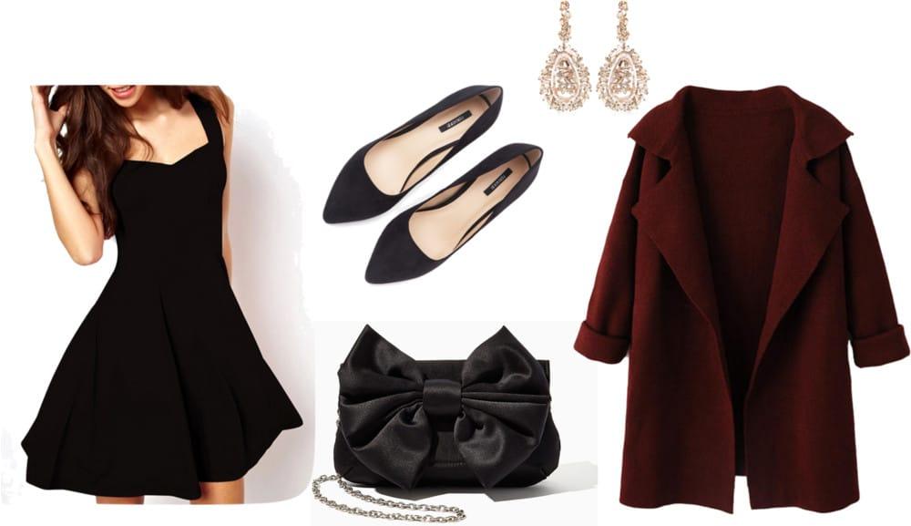 Így hordd a megunhatatlan kis fekete ruhát