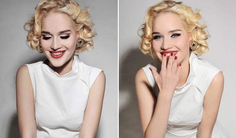 Így készítsd el: Marilyn Monroe klasszikus sminkje