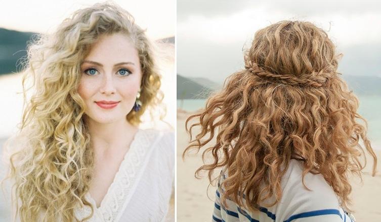 Így lehetnek romantikus, buja fürtjeid – Nyári frizuratippek göndör hajra