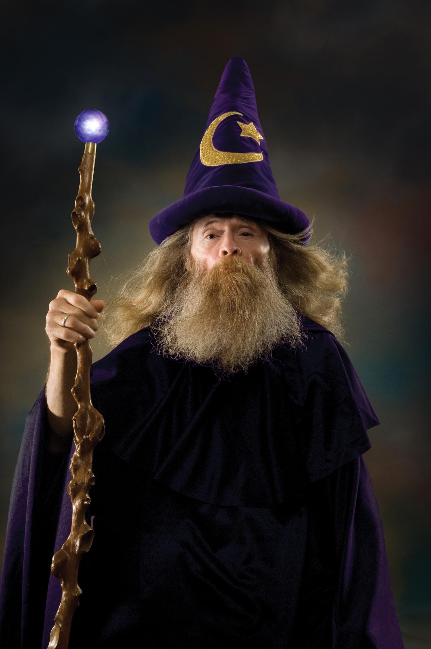 Így lehetsz te is varázsló ‒ Merlin, a mágus tanításai