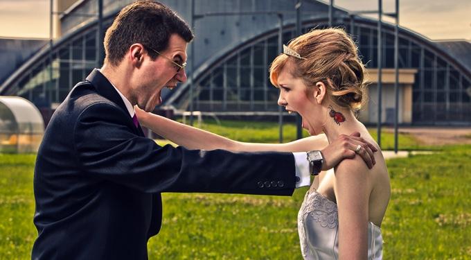 Így megy el a kedve egy férfinak az esküvőtől!