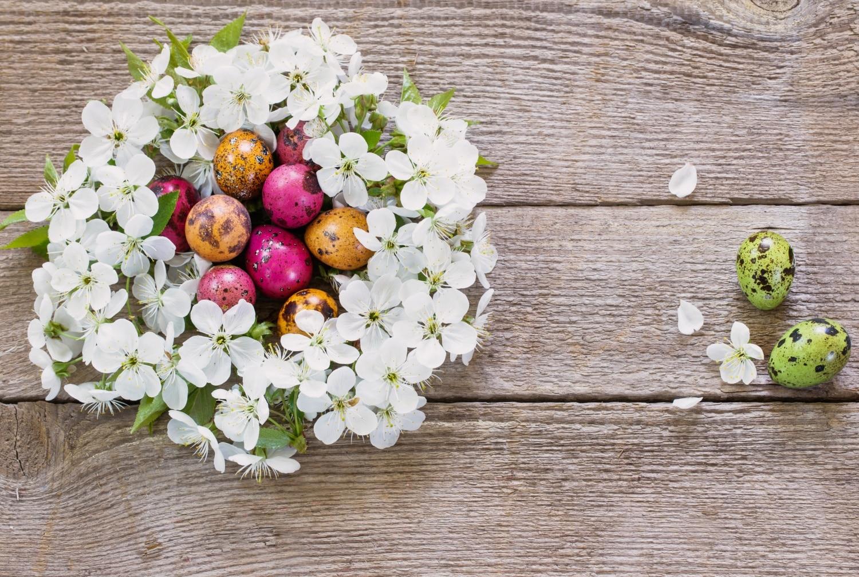 Így rendezd el ízlésesen a húsvéti tojásokat