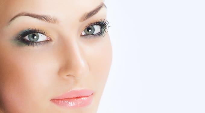 Így sminkelj, ha zöld a szemed!