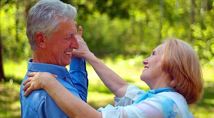 Így táncol két belevaló nyugdíjas