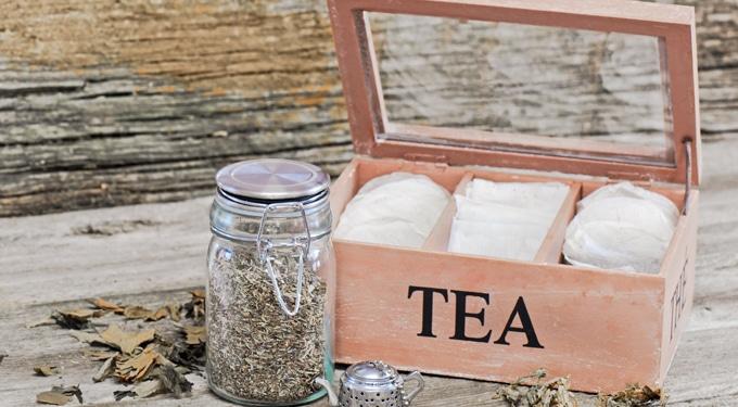 Így tárold a teafüvet, hogy az aromája megmaradjon