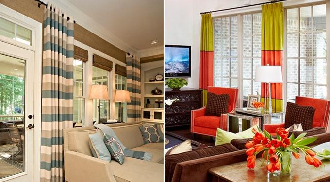 Így teheti szebbé lakásodat egy függöny! Dekoratív és stílusos függönyök